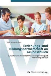 Erziehungs- Und Bildungspartnerschaft an Grundschulen