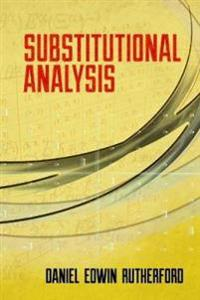 Substitutional Analysis