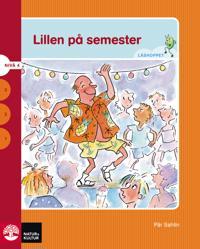 Läshoppet Nivå 4 - Lillen 2, 4 titlar
