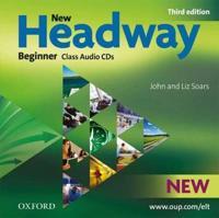 New Headway: Beginner: Class Audio CDs