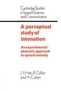 A Perceptual Study of Intonation