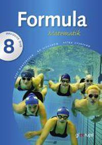 Formula 8 Elevbok inkl DVD