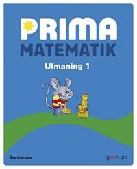 Prima Matematik 1 Utmaning