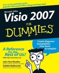 Microsoft Office VISIO 2007 for Dummies