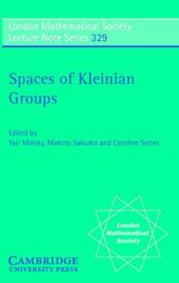 Spaces of Kleinian Groups