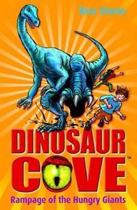 Dinosaur cove: rampage of the hungry giants