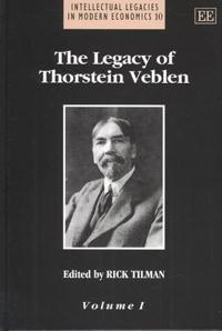 The Legacy of Thorstein Veblen