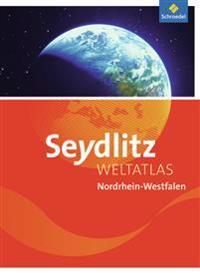 Seydlitz Weltatlas. Nordrhein-Westfalen