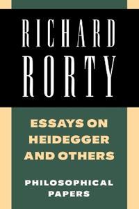 Essays on Heidegger and Others