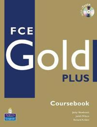 Fce Gold Plus Coursebook + Cd-rom