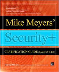 Mike Meyers Comptia Security+ Certification Guide