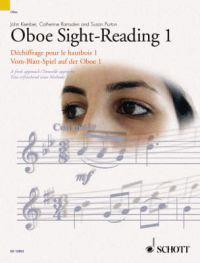 Oboe Sight-Reading 1 / Dechiffrage Pour le Hautbois 1 / Vom-Blatt-Spiel auf der Oboe 1