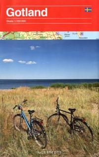 Gotland Karta : 1:100000