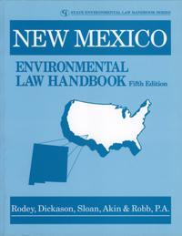 New Mexico Environmental Law Handbook