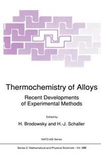 Thermochemistry of Alloys