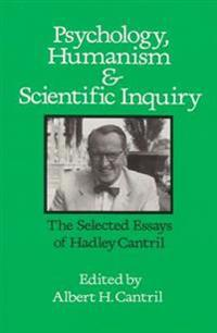 Psychology, Humanism, and Scientific Inquiry