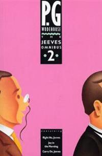 Jeeves omnibus - vol 2 - (jeeves & wooster)