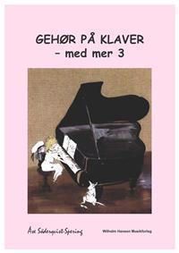 Gehor Pa Klaver Med Mere 3