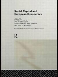 Social Capital and European Democracy