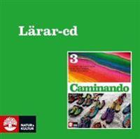 Caminando 3 Lärar-cd, 3:e upplagan