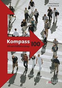 Kompass till samhällskunskap 100, elevbok