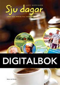 Sju dagar Lärobok Digital