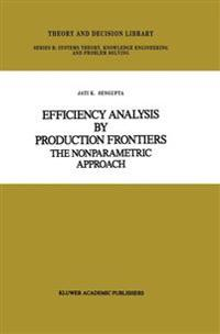 Efficiency Analysis by Production Frontiers
