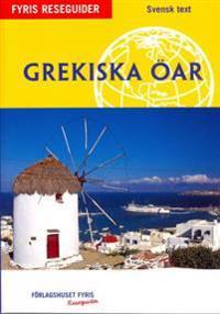Grekiska öar : reseguide (utan separat karta)