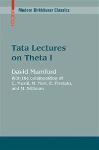 Tata Lecutres on Theta I