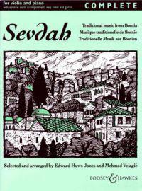 Sevdah! (Violin/Piano)