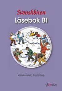 Svenskbiten B1 Läsebok - Eivor Carlsson, Marianne Aspelin pdf epub