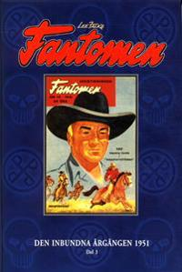 Fantomen. Den inbundna årgången 1951. D. 3