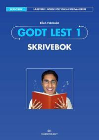 Godt lest 1: skrivebok
