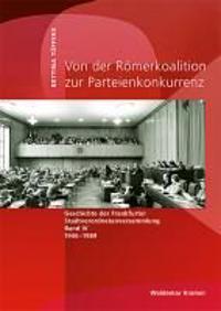 Tüffers, B: Von der Römerkoalition zur Parteienkonkurrenz