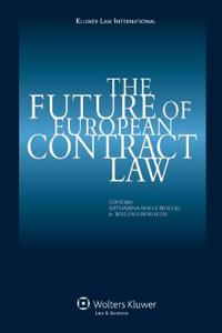 The Future Of European Contract Law