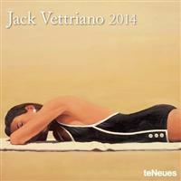 2014 Vettriano Calendar