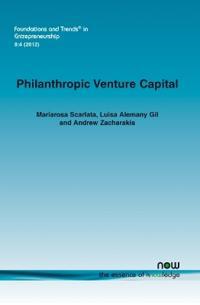 Philanthropic Venture Capital