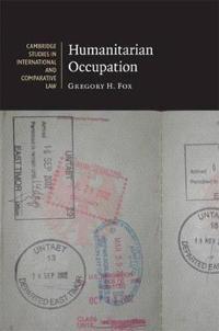 Humanitarian Occupation