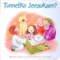 Tunnetko Jeesuksen?