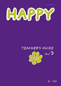 Happy Teacher's Guide inkl CD Year 3