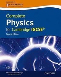 Complete Physics for Cambridge Igcserg