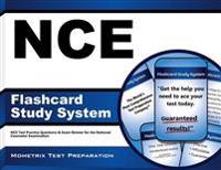 Nce Flashcard Study System: Nce Test Practice Questions and Exam Review for the National Counselor Examination