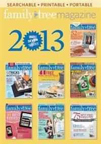 Family Tree Magazine Annual CD 2013