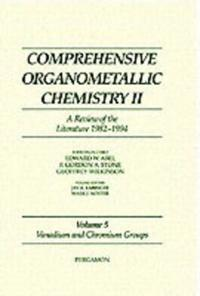 Comprehensive Organometallic Chemistry II, Volume 5