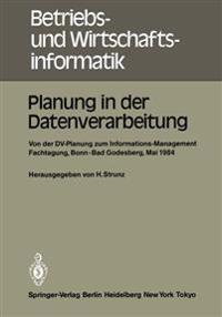 Planung in Der Datenverarbeitung