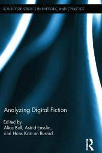 Analyzing Digital Fiction