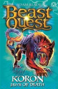Beast Quest: 44: Koron, Jaws of Death