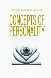 Concepts of Personality