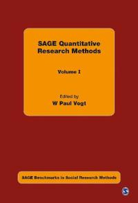 Sage Quantitative Research Methods