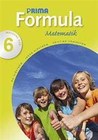 Prima Formula 6 Elevbok inkl dvd 1:a upplaga